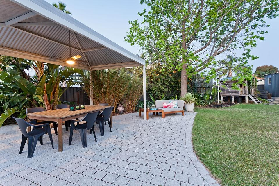... Or Patio With A Grill, Table And Chairs U2013 Spring Is The Perfect Time  For Home Renovations, And Home One Team Is Here To Help Build The Perfect  Outdoor ...
