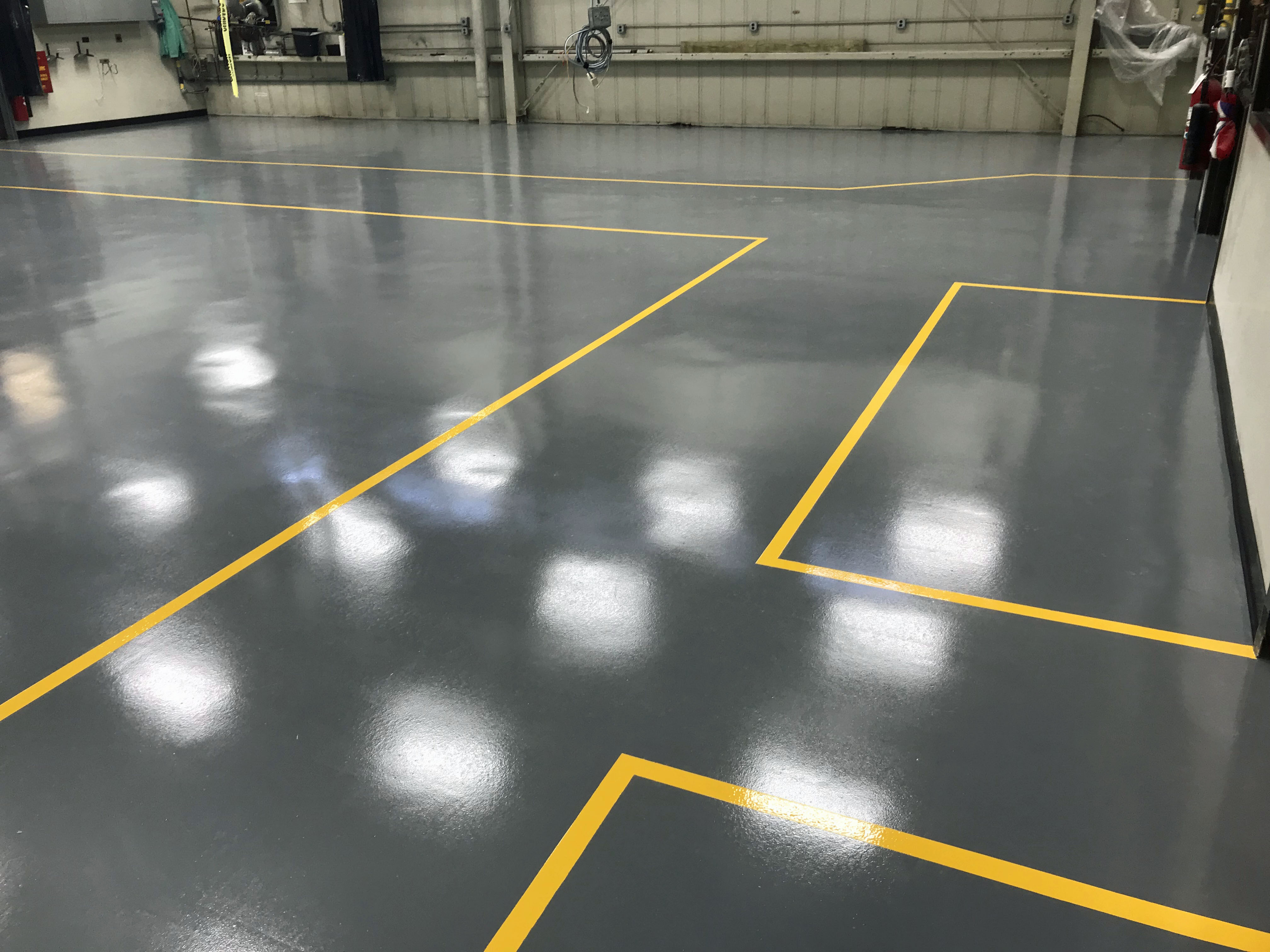 Benefits Of Epoxy Floor Coatings In Basements Garages And Other